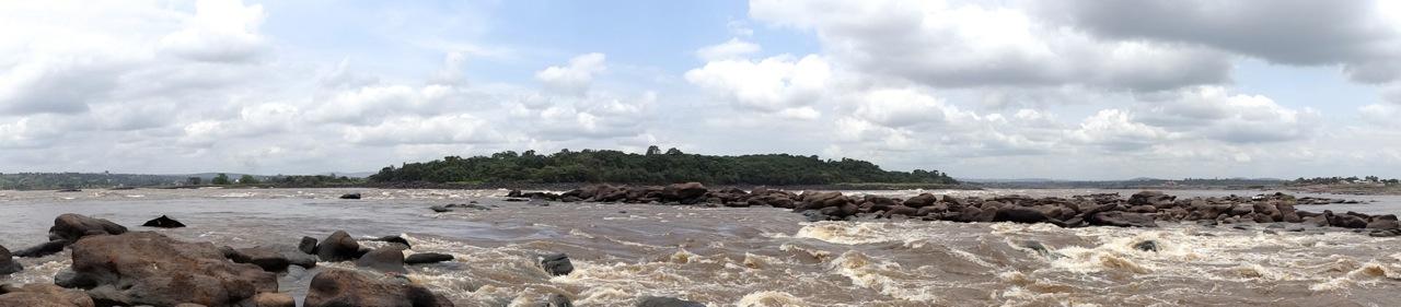 Congo River pano