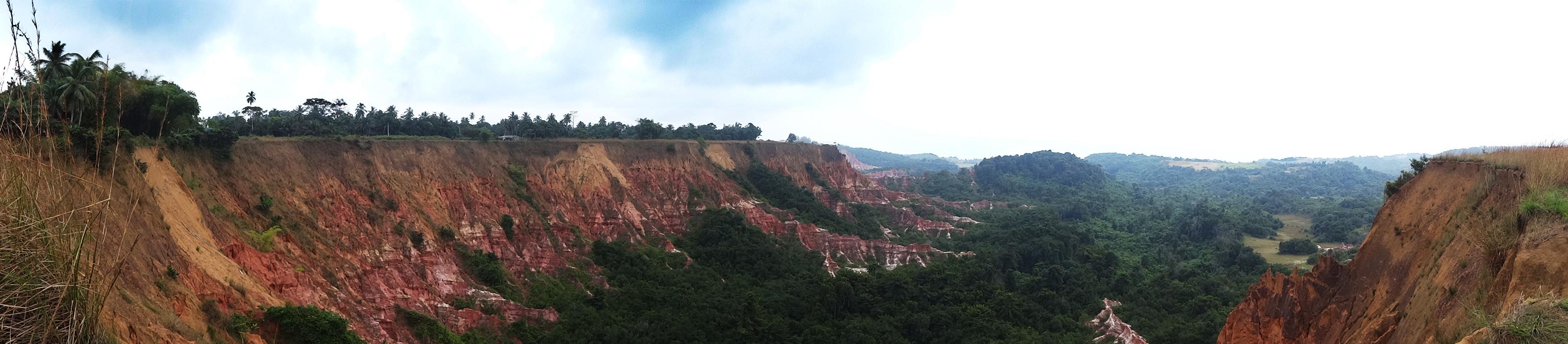Diosso Gorge